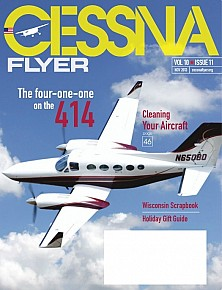 November 2013 Cessna Flyer Magazine