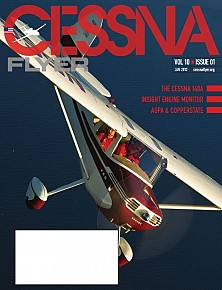 January 2013 Cessna Flyer Magazine