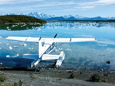 A Course in Decision Making: Learning to Fly Floats