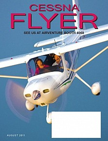 August 2011 Cessna Flyer Magazine