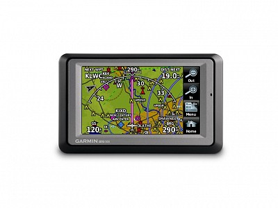 Garmin's Passive ADS-B Solution
