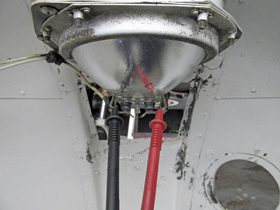 Getting Current: Troubleshooting a Landing Light Circuit
