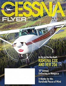October 2014 Cessna Flyer Magazine