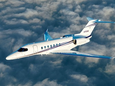 Cessna Citation Longitude Achieves Provisional Type Certification