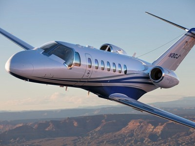 Textron Aviation celebrates 45th anniversary of first Citation delivery