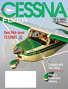 April 2017 Cessna Flyer magazine