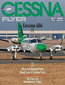 May 2016 Cessna Flyer magazine
