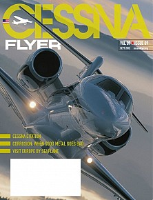 September 2012 Cessna Flyer Magazine