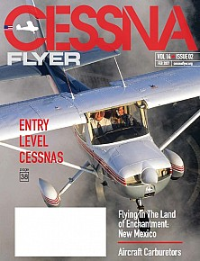 February 2017 Cessna Flyer magazine